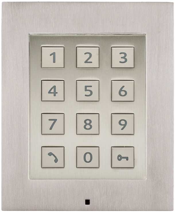 Access Unit Keypad
