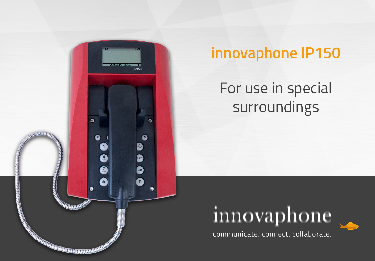 innovaphone Product of the month Oktober 2019 IP150 EN
