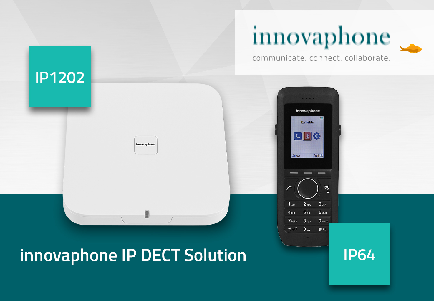 innovaphone Product of the month Oktober 2019 IP64 IP1202 EN